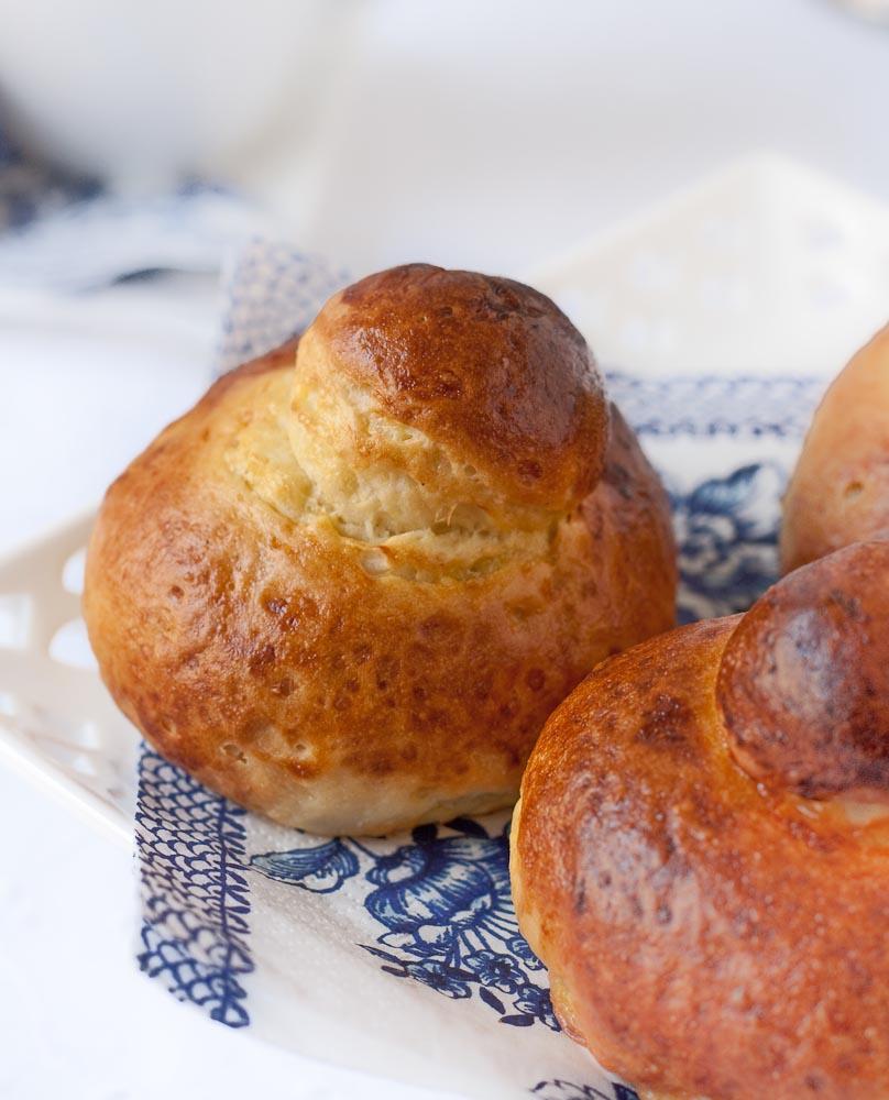 Sicilian glutenfree brioche