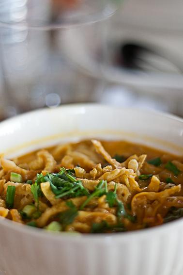 Asian cookery school