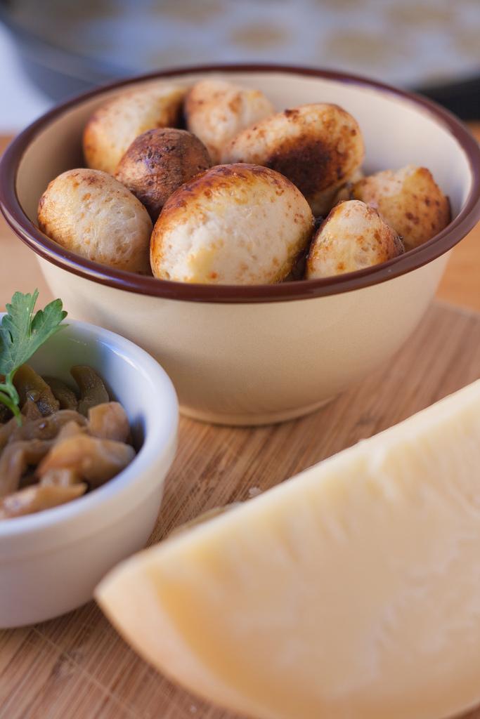 Parmigianini glutenfree